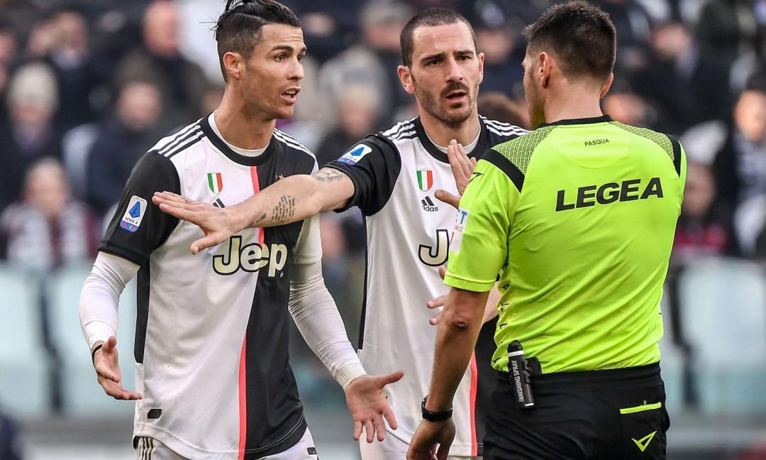 Juventus, ma perché ti offendi?