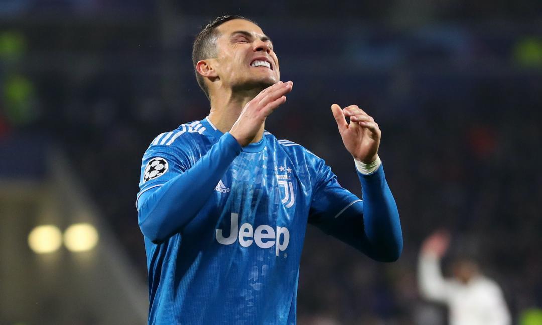 Nemmeno Ronaldo corre più come Vinicius jr