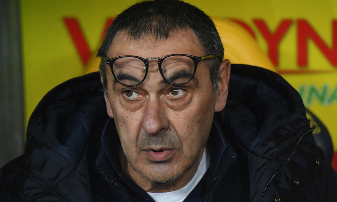 Juve, Sarri si crede Guardiola: va esonerato subito!