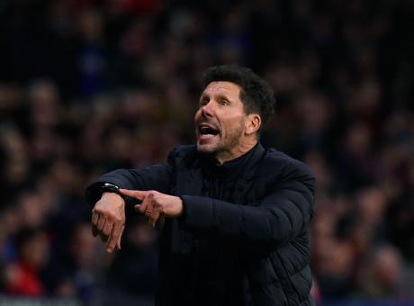 L'Atletico come il Napoli: capolavoro tattico di Simeone, un brutto Liverpool al tappeto