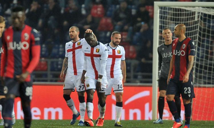 Serie A: Lecce batte Spal, colpo Genoa a Bologna