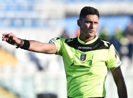 Udinese-Verona: scopri i 6 arbitri