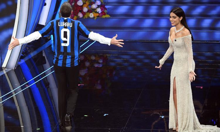 Lazio-Inter, Amadeus: 'Chi vince diventa l'anti-Juve per lo scudetto'