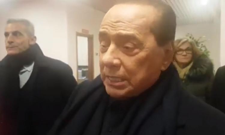 Berlusconi a CM: 'Ibra al Milan? Meglio parlare del Monza... Suso non doveva essere ceduto'