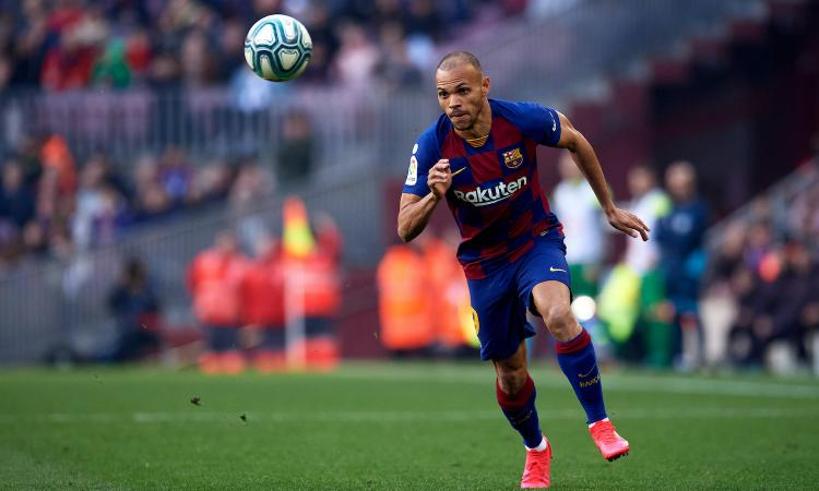 Barcellona, Braithwaite piace in Premier