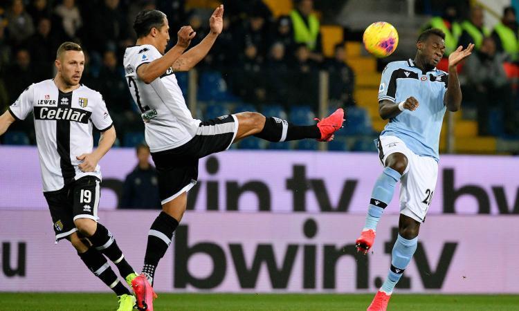 Lazio, emergenza diffidati: contro l'Inter è rischio giallo