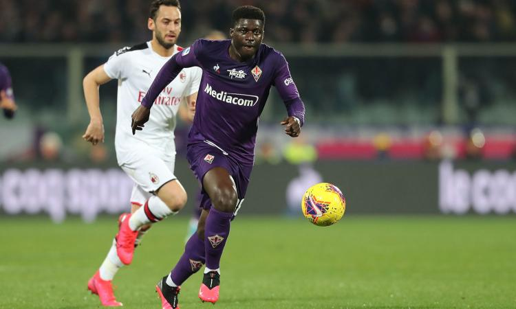 Fiorentina, Bonaventura out nel riscaldamento: Duncan titolare