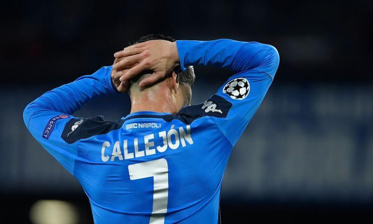 Non è più il vecchio Callejon: rinnovo lontano, non sarà come Mertens