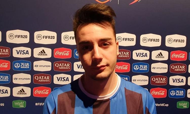 Diego Campagnani, n. 1 al mondo di Fifa 20: 'Inter, fidati di me. Hai scelto il migliore per vincere l'eSerie A'