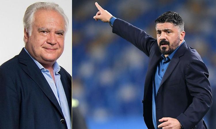 Un cappuccino con Sconcerti: Gattuso ha sopravvalutato il Barcellona e sottovalutato il Napoli