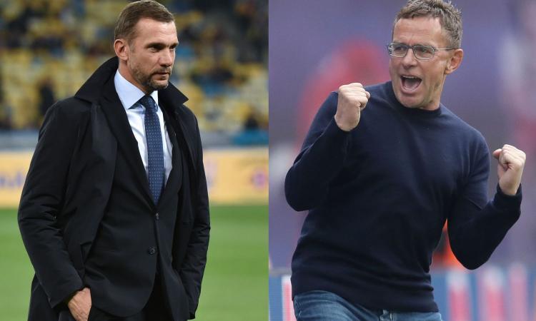 Elliott pensa a Rangnick, Maldini spinge Shevchenko: il Milan progetta il nuovo allenatore