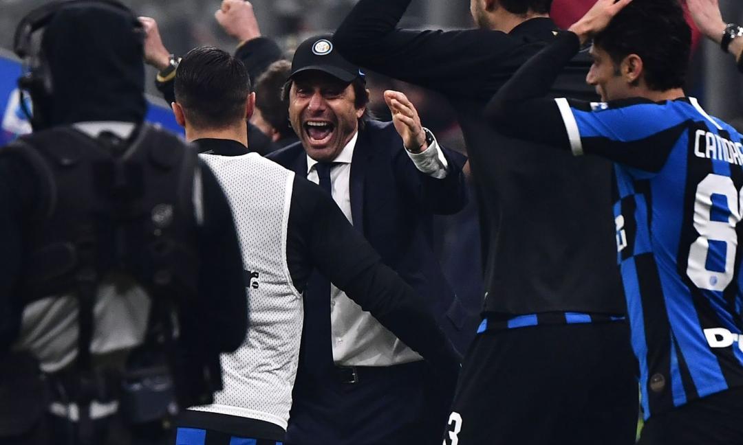 La sfuriata di Conte cambia l'Inter e il campionato