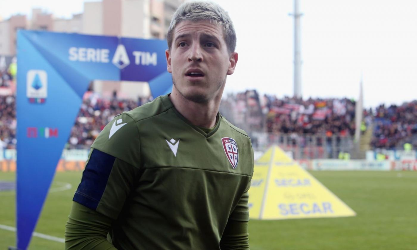Roma Spunta Cragno Tre Contropartite Per Il Cagliari Mercato Calciomercato Com