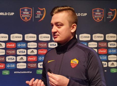 Roma eSports, Damie entra nella nazionale polacca di Fifa 20