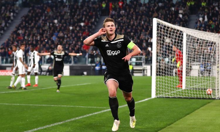 Ajax, vendere è un'arte: De Ligt alla Juve la cessione record! In top 10 Milik e Sneijder, fuori Ibra