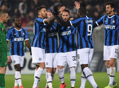L'Inter vince in Bulgaria, primo acuto di Eriksen e Lukaku: 2-0 al Ludogorets, ottavi vicini