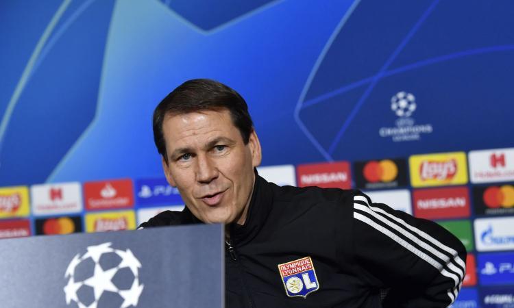 Lione, Garcia: 'Così abbiamo messo in difficoltà la Juve. Al ritorno...' VIDEO