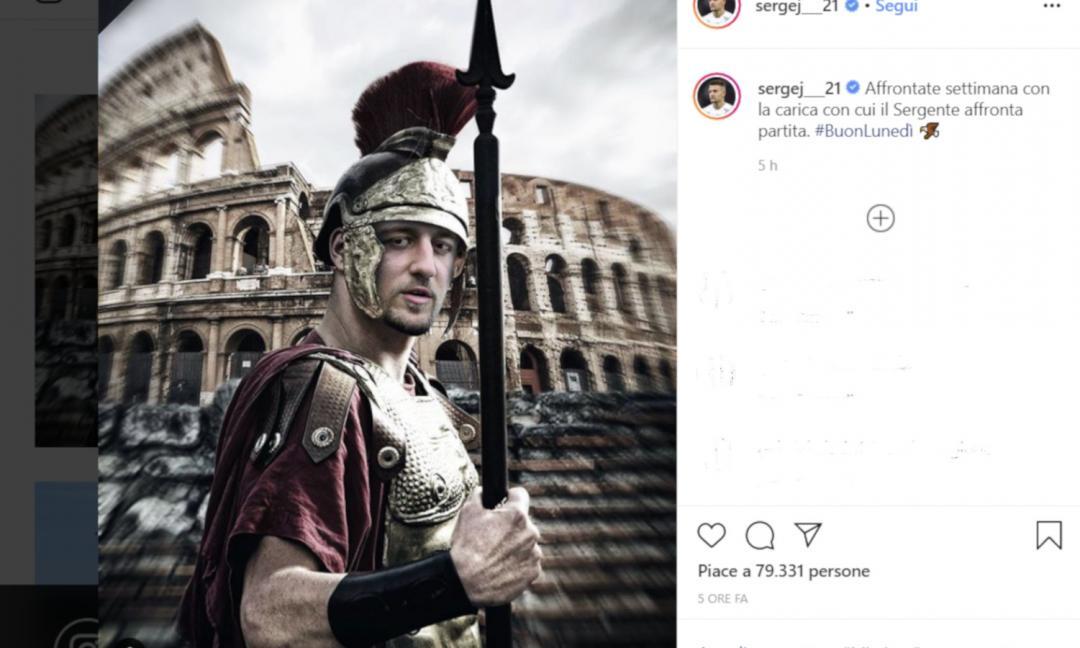 Welcome Dan. Ti racconto la mia Roma!