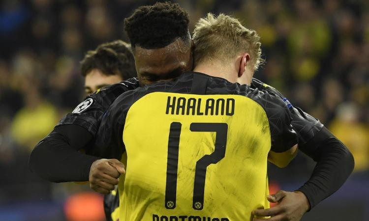 Mai nessuno come Haaland, il 2-1 al PSG sta stretto. Emre Can padrone a Dortmund. Juve, sicuri non servisse?