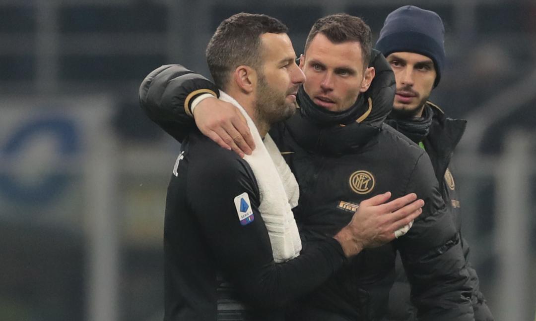 Inter, male Padelli: meglio Handa con una mano sola