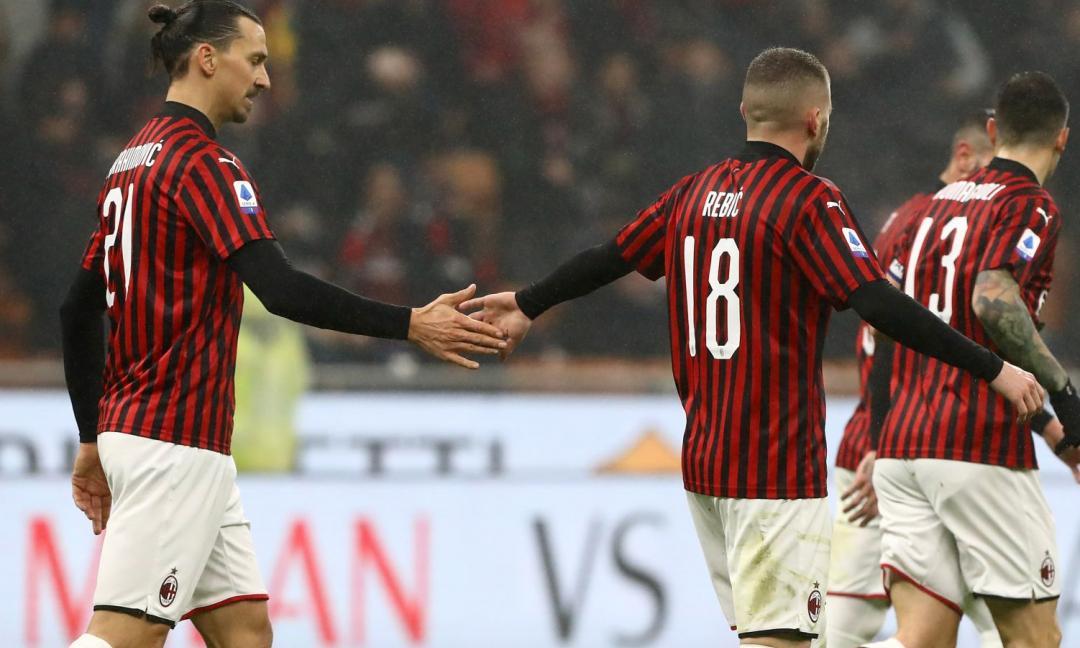Un solo gol che vale 3 punti per il Milan