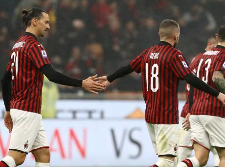 Effetto Pioli-Rebic, il Milan sa vincere anche senza Ibra. Crisi Toro senza fine, ora rischia