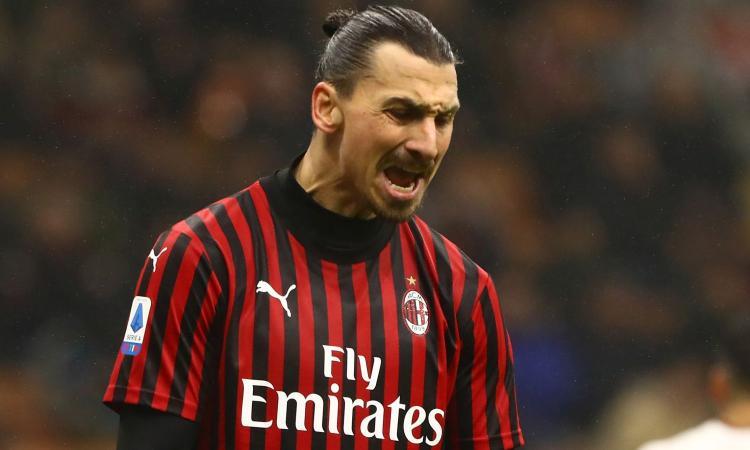 Milan, Ibrahimovic verso l'addio: prende corpo una possibilità con Raiola per il futuro