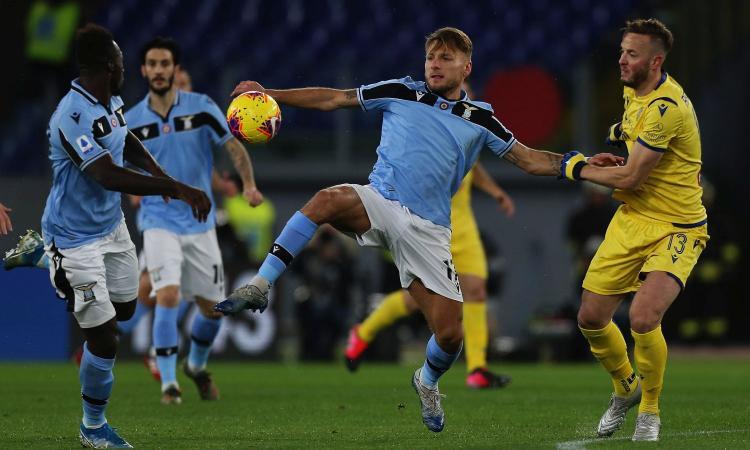 Lazio-Inter: per i bookies Inzaghi batte Conte, Immobile batte Lukaku