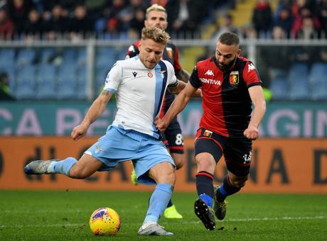 Al Genoa era 'ignobile', ora Immobile è l'uomo-ovunque di Inzaghi: la Lazio sogna lo scudetto