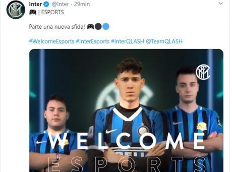 UFFICIALE: Inter negli eSports con Qlash, preso il n. 1 al mondo di Fifa 20 Diego Campagnani