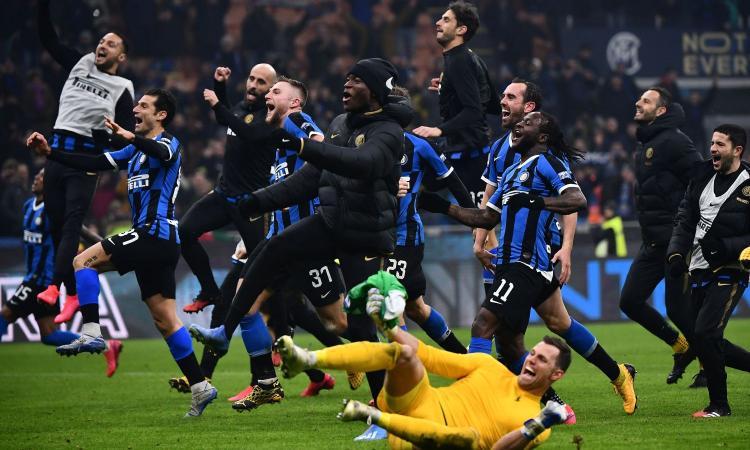 Milan poco umile e con giocatori inadatti. L'Inter sbaglia tutto, ma fa suo il derby e vincerà lo scudetto