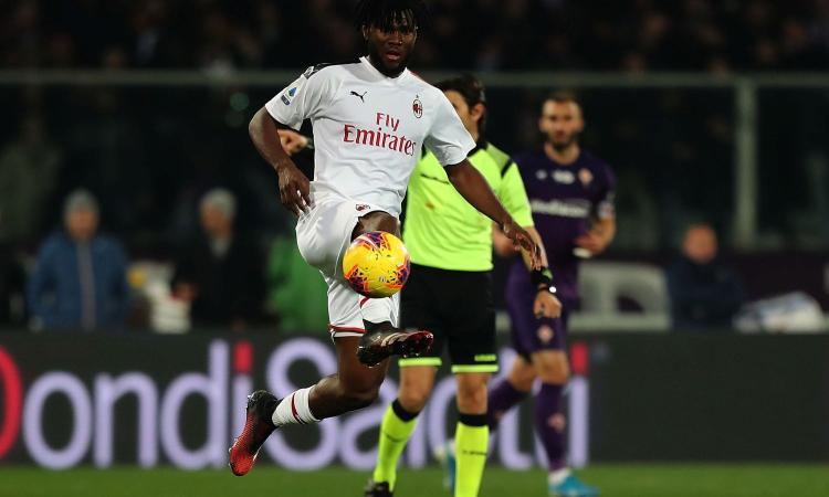Il no all'Inter e la fiducia di Pioli: Kessie si gioca la conferma al Milan