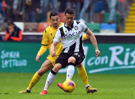 Serie A: Chiesa e Vlahovic show, 5-1 Fiorentina alla Samp. Vince il Parma, pareggiano Verona e Udinese