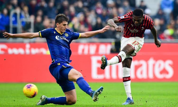 La Lazio irrompe su Kumbulla, ma l'Inter resta davanti: la richiesta del Verona