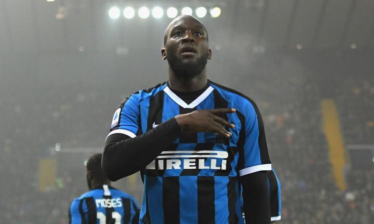 Inter, Lukaku infallibile in Europa League: il dato