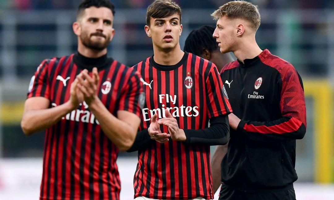 Due ipotesi per tornare in Europa: Milan over 30 o under 25?