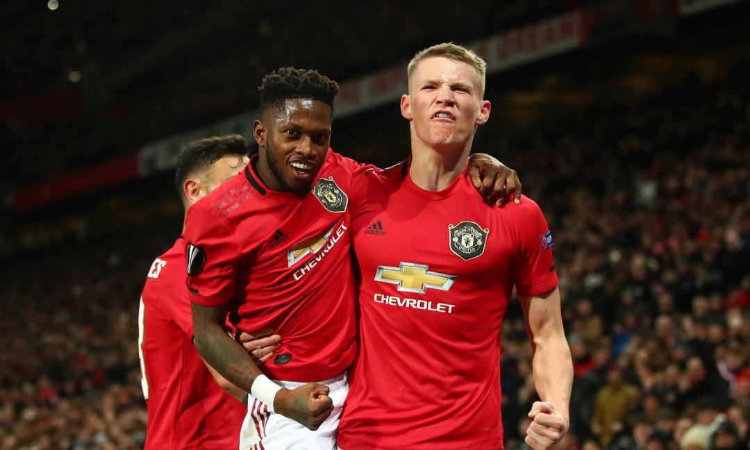 Il Manchester United nei piedi di McTominay