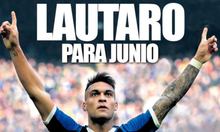 Inter: il Barcellona pronto a pagare la clausola per Lautaro, extracomuntario come Vidal
