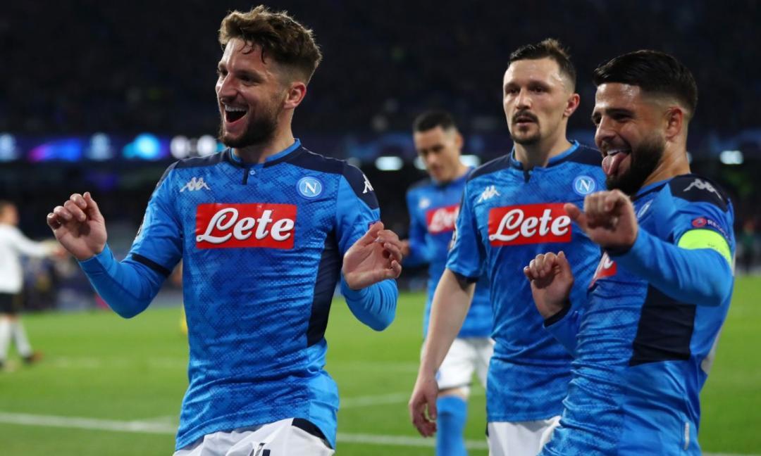 Un Napoli formato Champions sfiora l'impresa