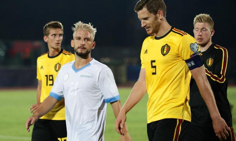 L'Inter guarda il Belgio: dopo Lukaku due obiettivi a parametro zero