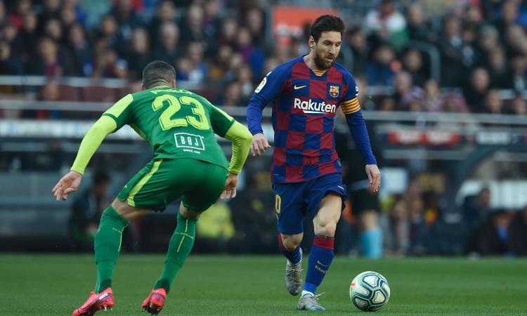 Barcellona, battuto un record che durava da 91 anni grazie a Messi