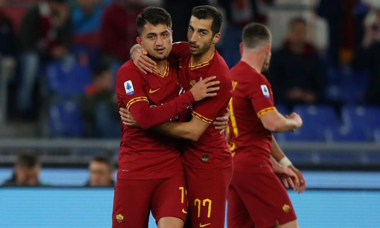 Roma, Under promette: 'Devienterò un top player'