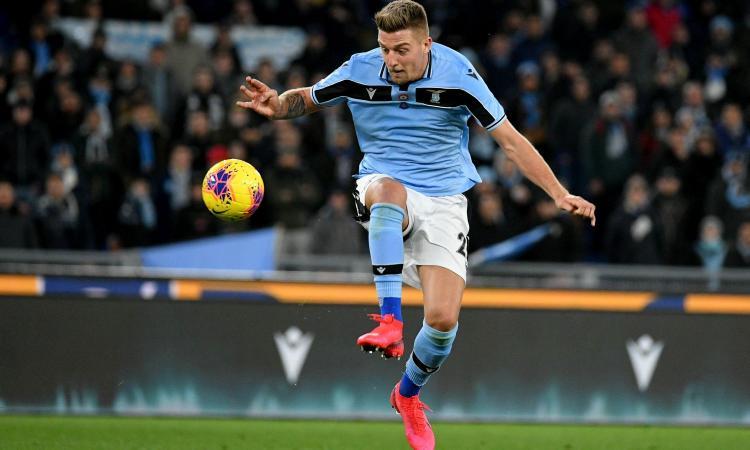 Lazio, sospiro di sollievo per Milinkovic: risonanza annullata, le condizioni