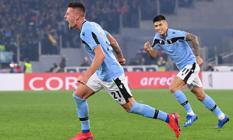 Lazio-Inter, le pagelle di CM: Lukaku e Lautaro non pungono più, disastro Padelli. Milinkovic è un gigante