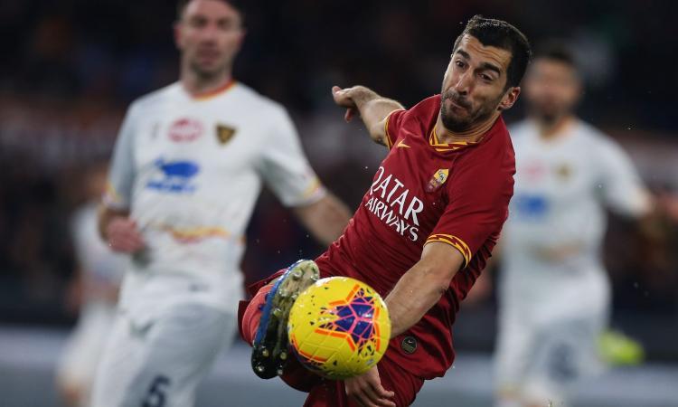 Arsenal, Mkhitaryan vuole restare alla Roma: le mosse di Raiola