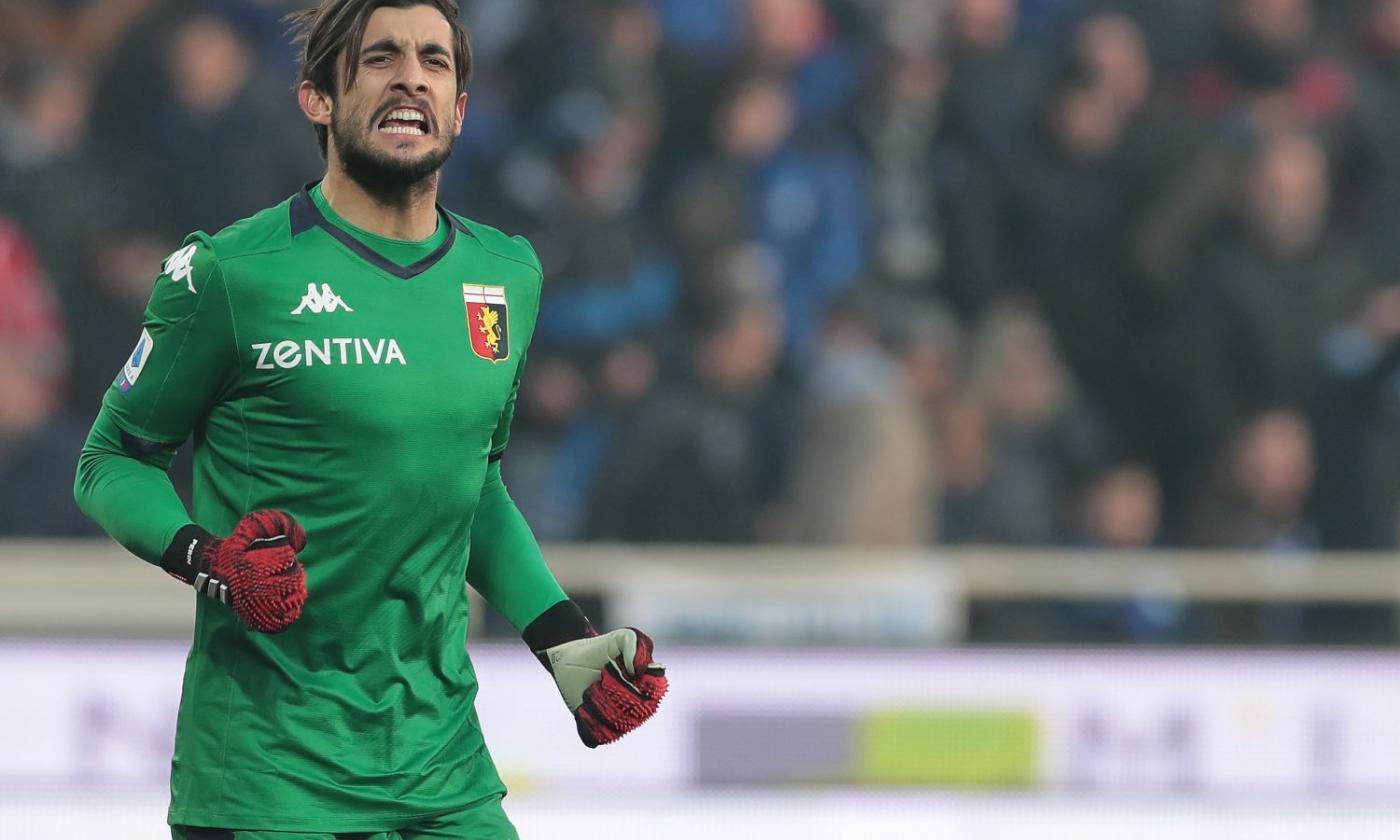 Juve, Perin resta in prestito al Genoa: mercoledì le visite ...