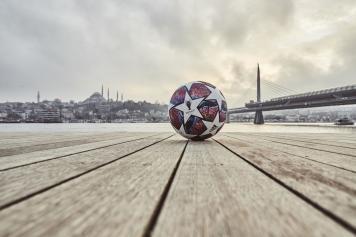 ponte, pallone, finale, champions league, 2020
