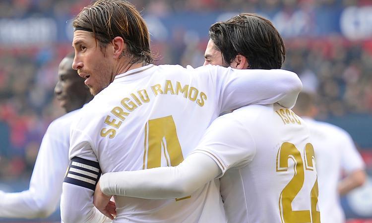 Modric illumina, Ramos eterno: il Real mette le mani sulla Liga, ma Bale è un caso