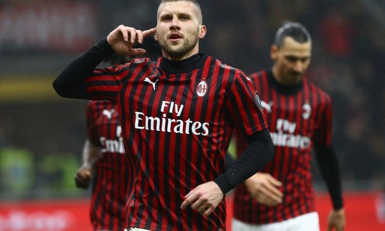 Milan, UFFICIALE: Rebic a titolo definitivo, cambiato il numero di maglia. I dettagli del contratto