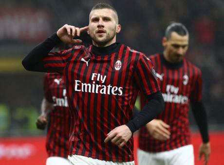 Milan, 1-0 al Torino: segna il solito Rebic, rossoneri al sesto posto